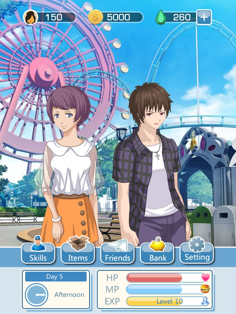 anime dating sim apps for iphone Dating sims 1 2 sex kitten sim-date a romantic dating sim for girls, with a lesbian feature for the guys anime chick game(nude).
